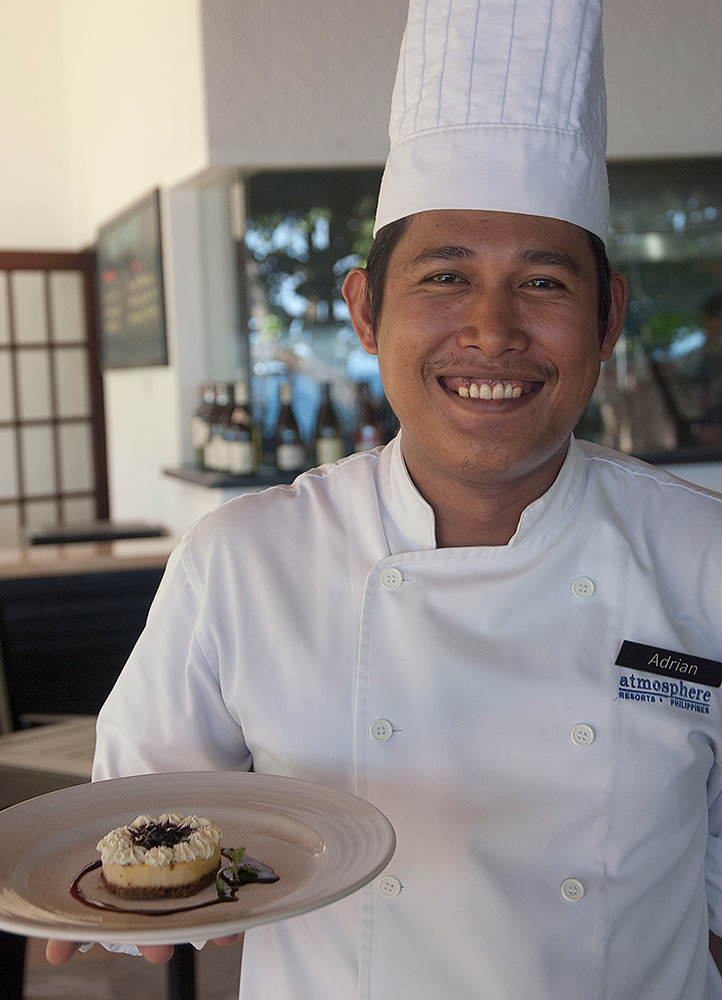 Pastry Chef Adrian