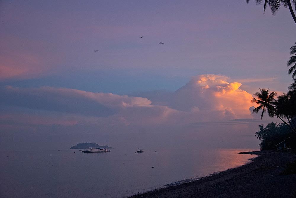 Atmosphere Beach and Apo Island