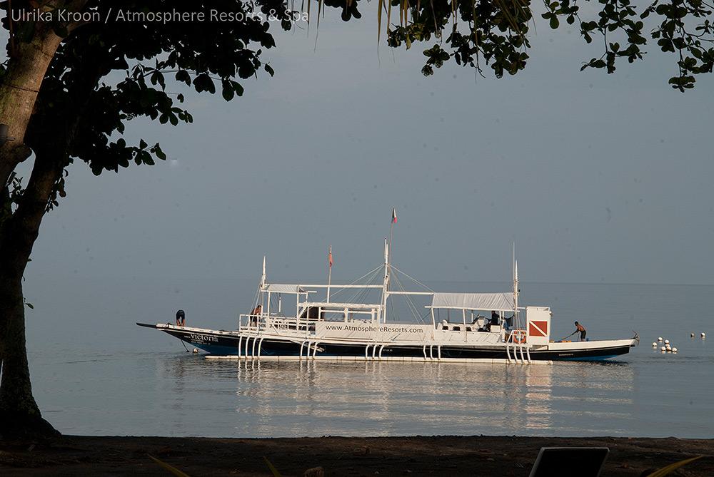 Dive Boat Victoria