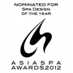 Spa Design of the Year 2012 – nominee