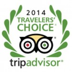 TripAdvisor Travelers' Choice Awards for 2014