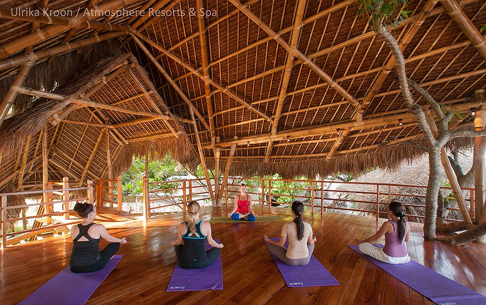 Yoga Class Treehouse