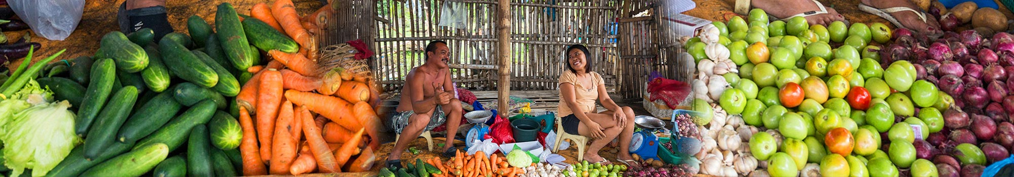 Visit Malatapay market in Zamboanguita during your stay at Atmosphere Resort in Dumaguete, Philippines