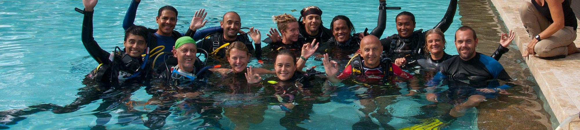 Scuba Diving at Atmosphere Resorts & Spa in Dumaguete, Philippines. Join a scuba course or a fun dive at Atmosphere - it will be the highlight of your holiday.