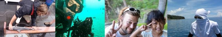 Meet Daniel - Atmosphere's marine
