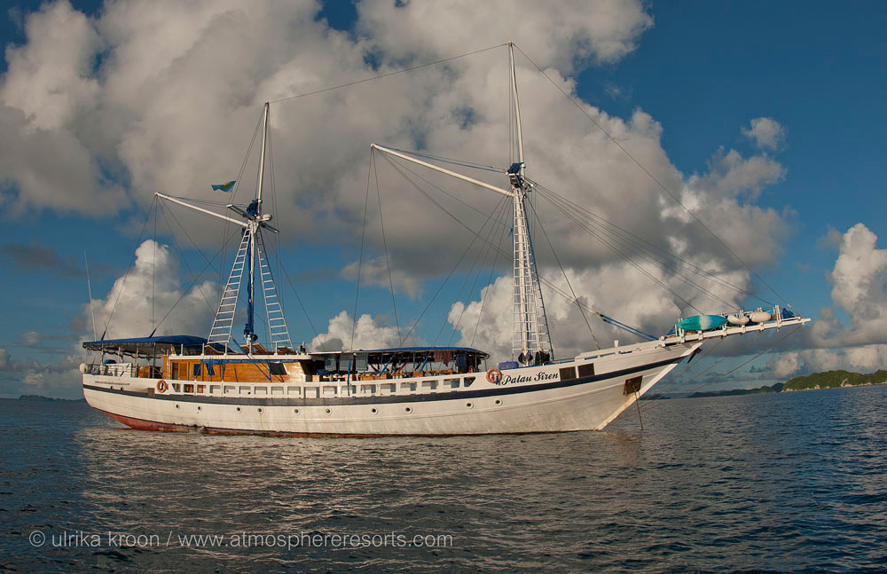 The S/Y Palau Siren 2013
