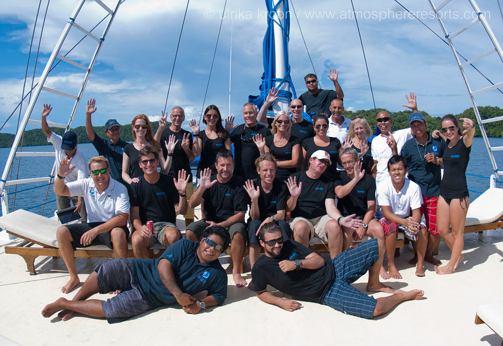 All of us Palau 2013