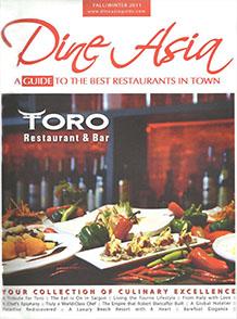 Dine Asia 2011