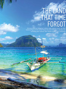 Ethiad Inflight Magazine January 2012