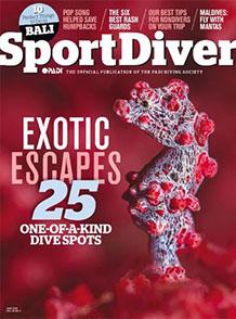 Sport Diver US April 2015