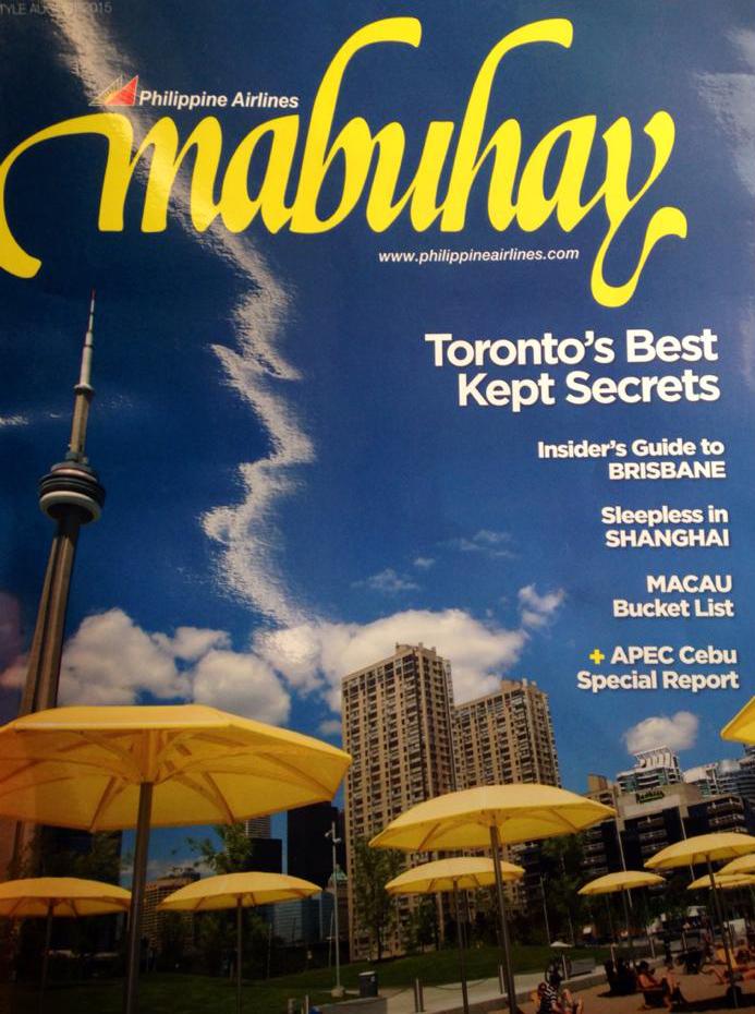 Mabuhay Magazine August 2015