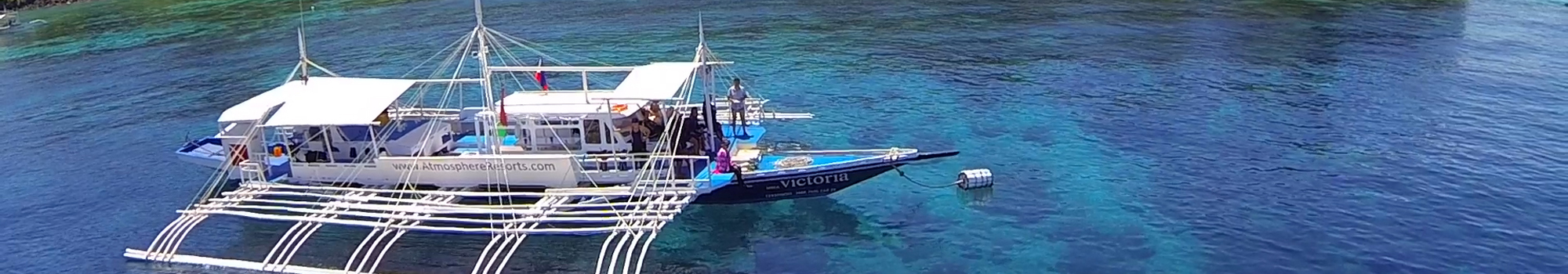 Atmosphere's dive team, boat crew and dive support team in the dive center will make your dive holiday in the Philippines the best holiday ever.
