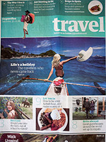 The Guardian – Travel Section