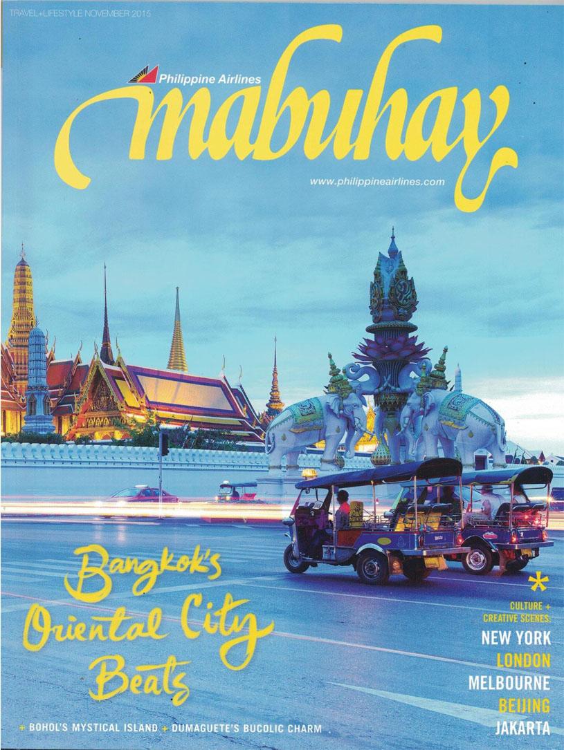 Mabuhay Magazine November 2015