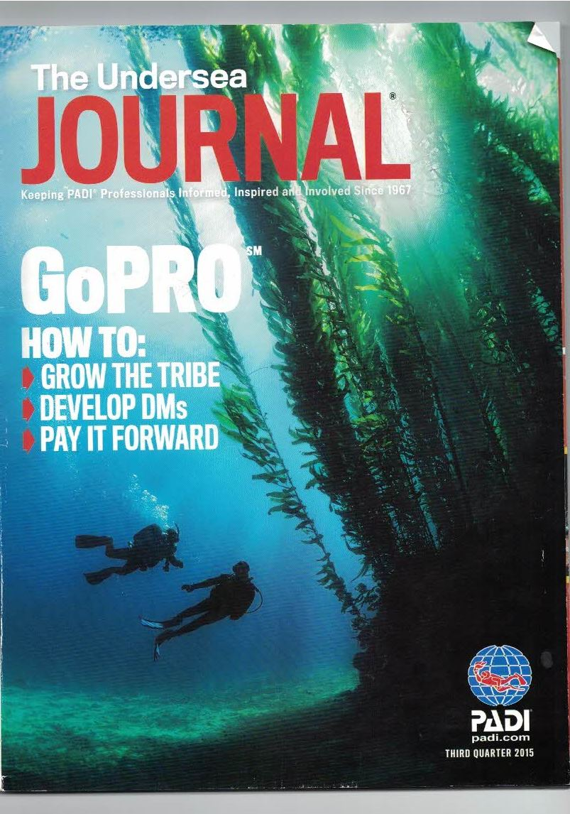 The Undersea Journal Q3 2015