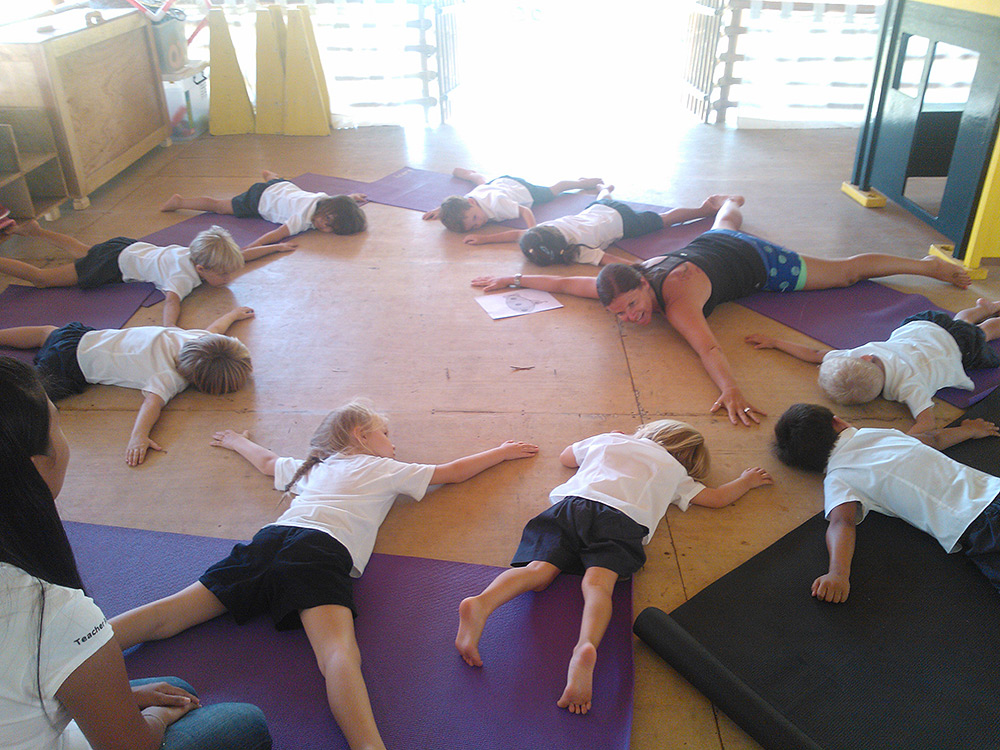 Kids Yoga at Atmosphere - children love yoga too ...
