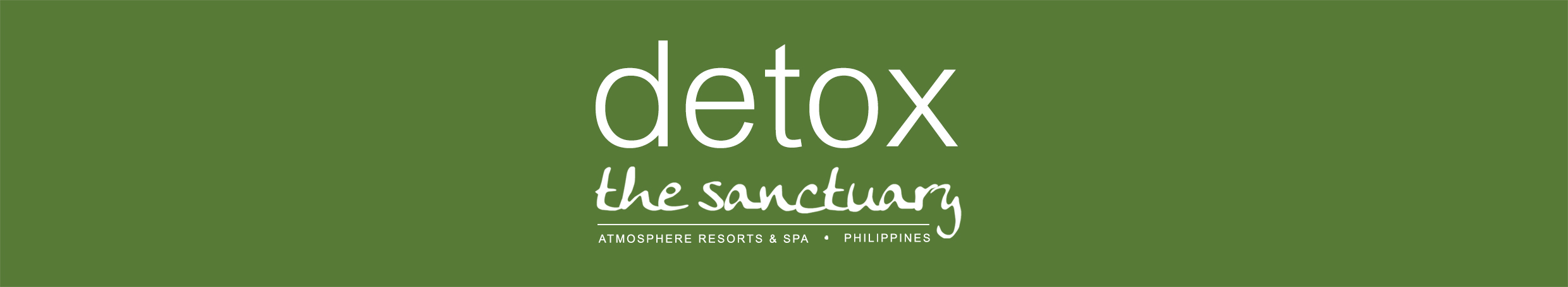Detox programs at Atmosphere in the Philippines