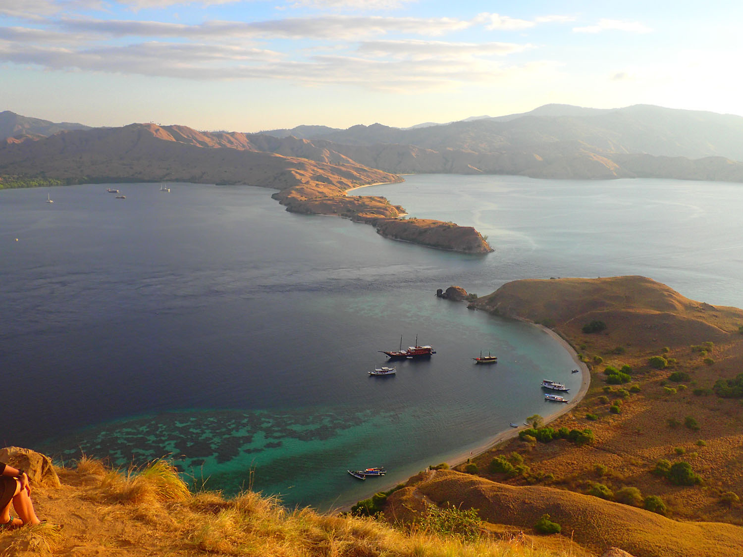 View of Komodo 2015