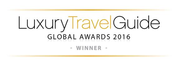 Luxury Travel Guide award to Atmosphere Resort 2016