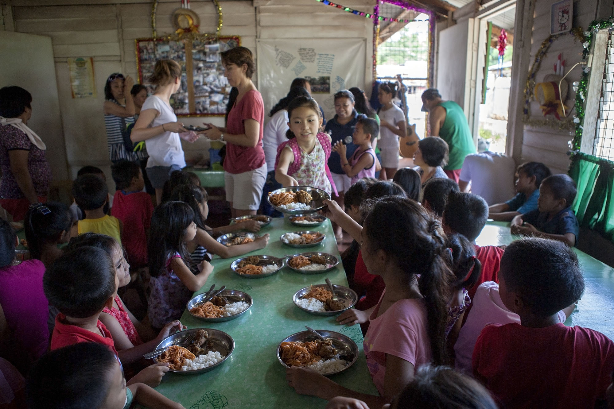 Atmosphere Resorts soup kitchen ASK Dumaguete Philippines