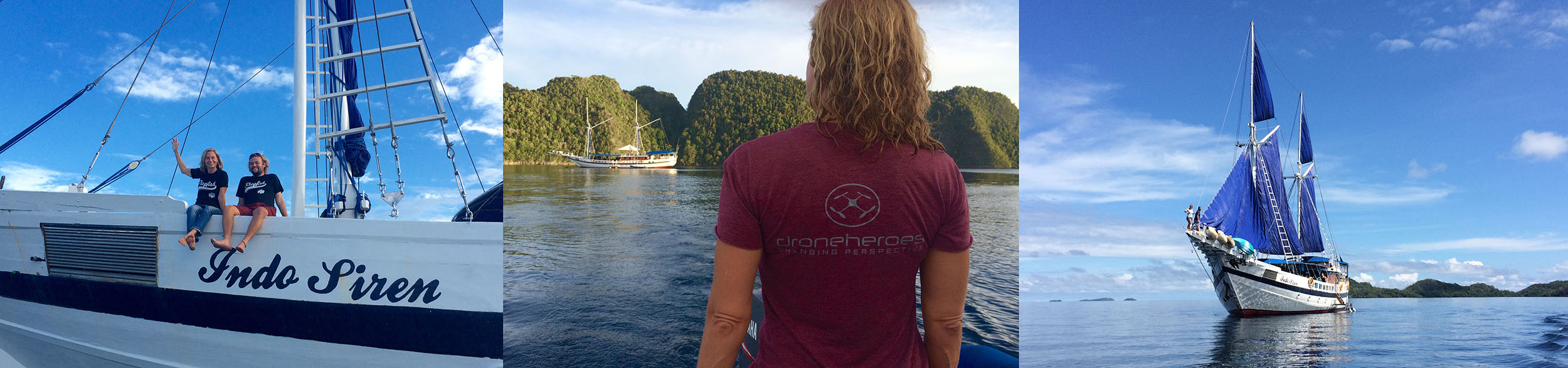 Join Atmosphere Resort on one of our Siren liveaboards with Worldwide Dive & Sail