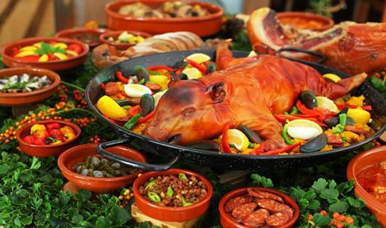 noche buena is the traditional filipino family dinner on christmas eve more than that it is the time to get together and catch up with family