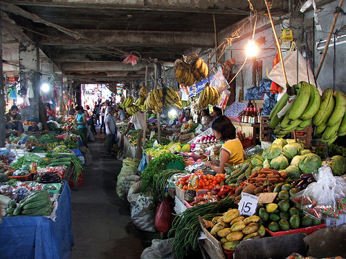 Market, Dumaguete, Atmosphere Resorts