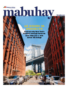 Philippine Airlines: Mabuhay – Nov 2017