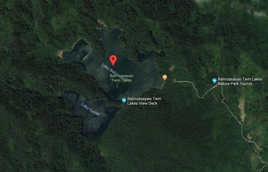 Lake Balinsasayao Negros oriental
