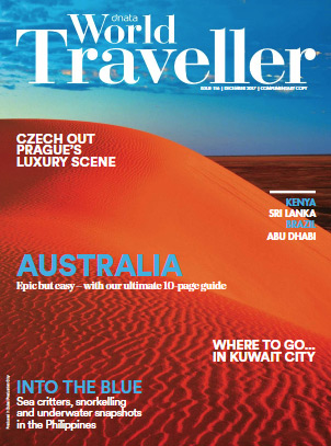 World Traveller – December 2017
