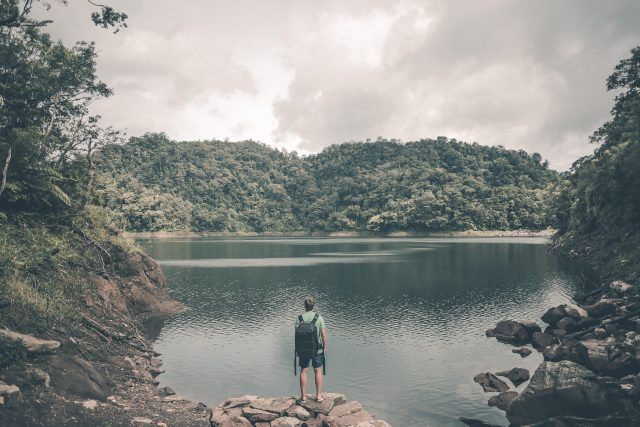 Twin Lakes: Lakes of Balinsasayao & Danao in Dumaguete Philippines by Ashley Yee