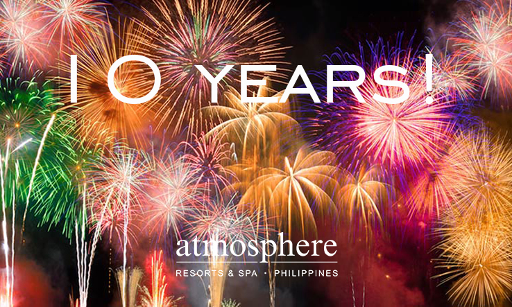 Atmosphere Resorts turns 10 years