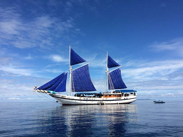 The Indo Siren in Raja Ampat 2016