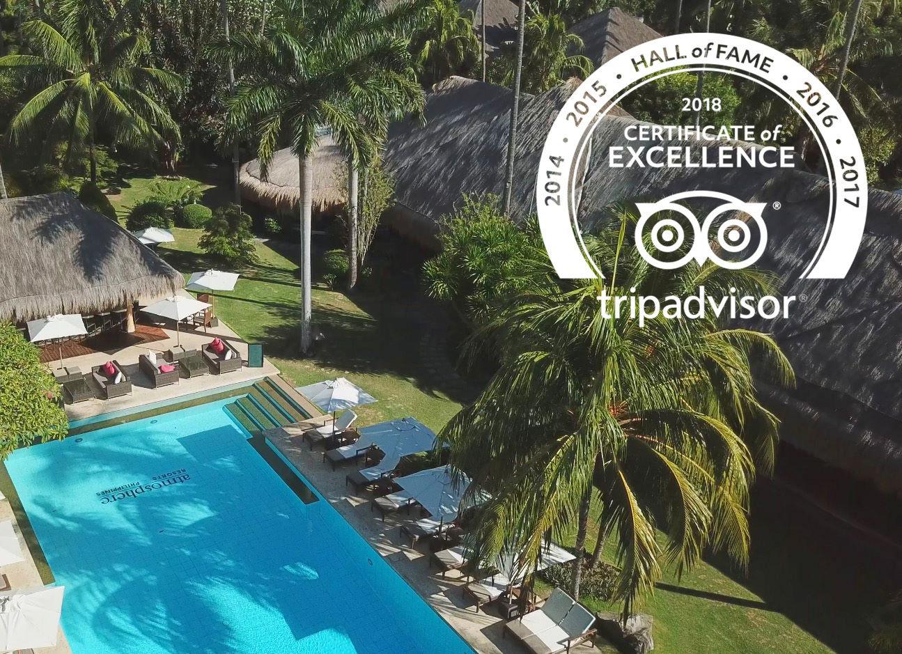 Atmosphere Resorts - Tripadvisor Hall of Fame