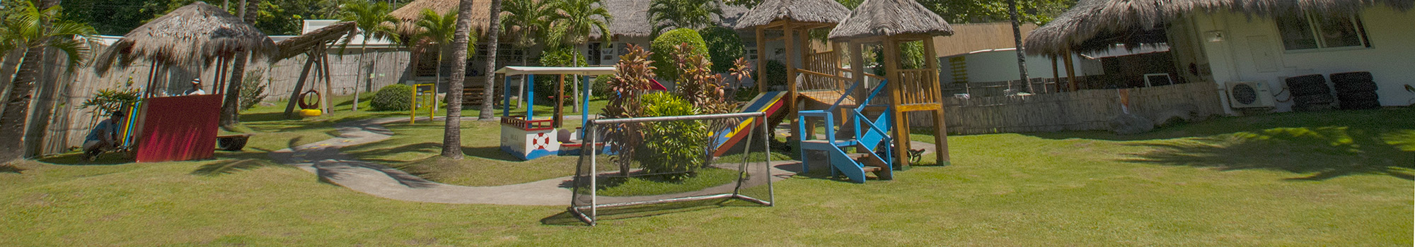 Playground at Atmosphere Resort Philippines