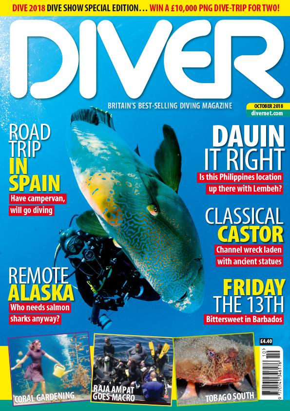 Diver UK October 2018