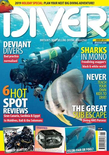 Diver UK January 2019