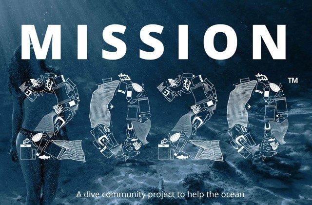 Mission 2020 is a platform for organisations from the global dive community to come together and pledge to change their practises to help protect and conserve our oceans by World Oceans Day 2020