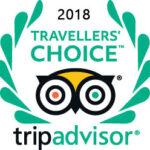 Tripadvisor Traveller's Choice 2018