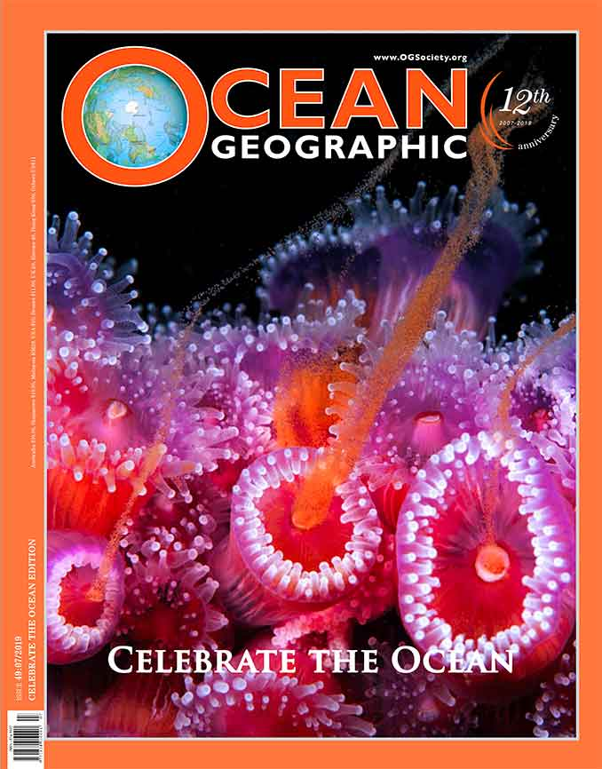 Ocean Geographic July 2019